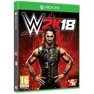 WWE 2K18 - Xbox One - Console Game