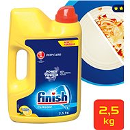 FINISH Powder Power Powder Lemon 2.5 kg - Dishwasher Detergent