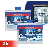 FINISH Dishwasher Cleaner 2x250ml - Dishwasher cleaner