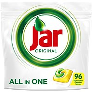 Jar Yellow (96 pieces) - Dishwasher Tablets