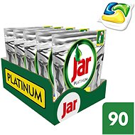 JAR Platinum dishwasher tablets Megabox 90 pcs - Dishwasher Tablets
