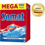 SOMAT Classic 100 pcs - Dishwasher Tablets