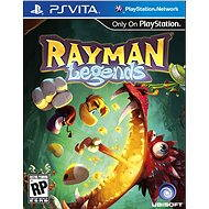 PS Vita - Rayman Legends - Console Game