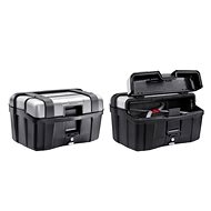 GIVI TRK 46 PACK2 motorcycle case GIVI TRK 46N Trekker kit black with aluminum lid (Monokey) - Motorcycle case