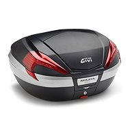 GIVI V56NN Maxia 4 Black Monokey with Red Reflectors and Black Lid - Motorcycle case