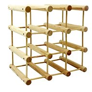 N5K Group Wine stand 365 x 365 x 245 mm, natural - Stand