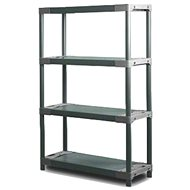N5K Group Jupiter 1380 x 600 x 460 mm, gray - Shelf