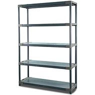 N5K Group Jupiter 1800 x 1000 x 460 mm, gray - Shelf