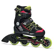 X-one tab black / red / lime - Inline Skates