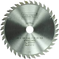Narex 36WZ Shark, 160mm - Saw blade for wood