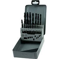 Narex HSS-R Metal, 19pcs - Iron drill bit set