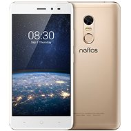 TP-LINK Neffos X1 Lite Gold - Mobile Phone