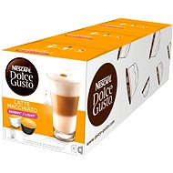 Nescafé Dolce Gusto Latte Macchiatto LIGHT 16pcs x 3 - Coffee Capsules