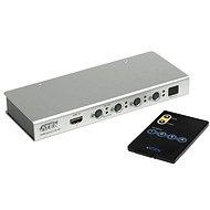 ATEN VS-481 4-Port HDMI Switch - Adapter