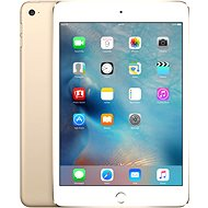 iPad mini 4 with Retina Display 128GB WiFi Gold - Tablet