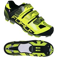 Force tretry MTB Free, fluo-black - Spikes