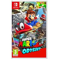 Super Mario Odyssey - Nintendo Switch - Console Game