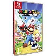 Mario + Rabbids Kingdom Battle - Nintendo Switch - Console Game