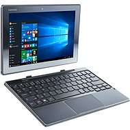 Lenovo Miix 310-10ICR Silver 64GB + keyboard dock - Tablet PC