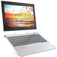 Lenovo Miix 320-10ICR Platinum 128GB + keyboard dock - Tablet PC