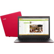Lenovo IdeaPad 100s-14IBR Red - Laptop