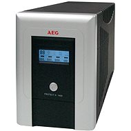 AEG UPS Protect A.1400 VA - Backup Power Supply