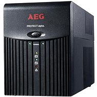 AEG UPS Protect Alpha 1200 - Backup Power Supply