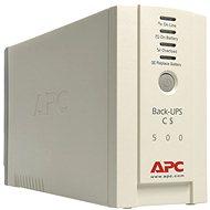 APC Back-UPS CS 500I - Backup Power Supply