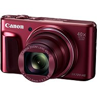 Canon PowerShot SX720 HS Red - Digital Camera