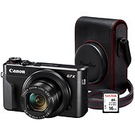 Canon PowerShot G7 X Mark II Premium Kit - Digital Camera