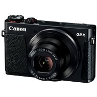 Canon PowerShot G9 X Black - Digital Camera