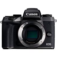 Canon EOS M5 EF-M 18-150mm Black - Digital Camera
