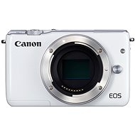 Canon EOS M10 body White - Digital Camera