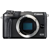 Canon EOS M6 body black - Digital Camera