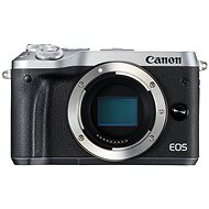 Canon EOS M6 Silver - Digital Camera