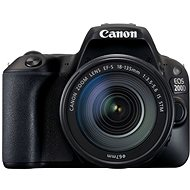 Canon EOS 200D + 18-135mm IS STM - DSLR Camera
