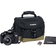 Canon EOS 1300D + EF-S 18-55 mm DC III Value Up Kit - DSLR Camera