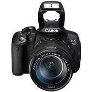 Canon EOS 700D + EF-S 18-135mm IS STM - DSLR Camera