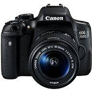 Canon EOS 750D + EF-S 18-55mm IS STM - DSLR Camera