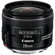 Canon EF 28mm F2.8 IS USM - Lens