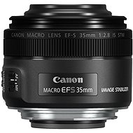 Canon EF-S 35mm F2.8 IS USM Macro - Lens