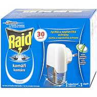 RAID electric vaporizer 1 + 21 ml - Insect Repellent