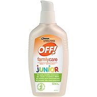 OFF! Family Care Junior gel 100 ml - Insect Repellent