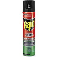RAID against leaking insects with 400 ml eucalyptus oil - Insect Repellent