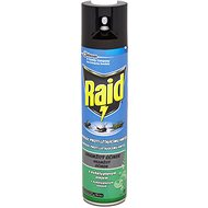 RAID against flying insects with 400 ml eucalyptus oil - Insect Repellent