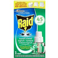 RAID electric vaporizer with eucalyptus oil 27 ml cartridge - Insect Repellent