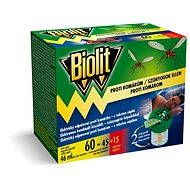 BIOLIT electric vaporizer with liquid filling 1 + 46 ml - Insect Repellent