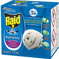 RAID against mosquitoes and flies - engine evaporator + 1 cartridge - Insect Repellent
