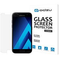 Odzu Glass Screen Protector 2pcs Samsung Galaxy A3 2017 - Tempered Glass