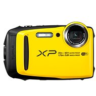 Fujifilm FinePix XP120 yellow - Digital Camera